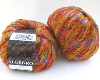 Filature di Crosa Yarn - Orange