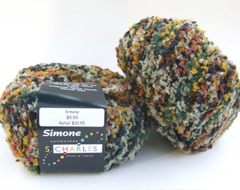 Stacy Charles Simone - Green and Free Knitting Pattern