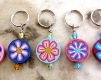 Knitting Stitch Markers - Set of 5