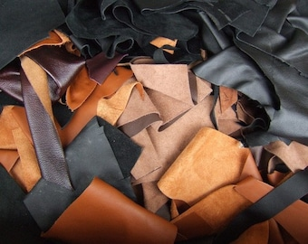 High Quality Leather Scraps