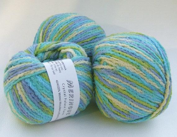 Crystal Palace Meringue Yarn - Pastels