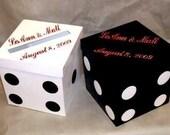 Money Box, Die Design, Las Vegas Card Box