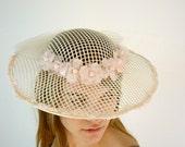 Bohemian Headpiece / Boho Hat