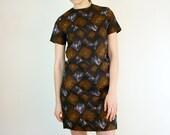 Urban Mid Century Mini Dress