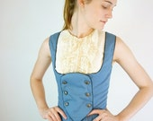 Vintage Bavarian Dirndl Dress