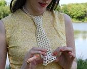 Pearl Necktie - Pearl Necklace