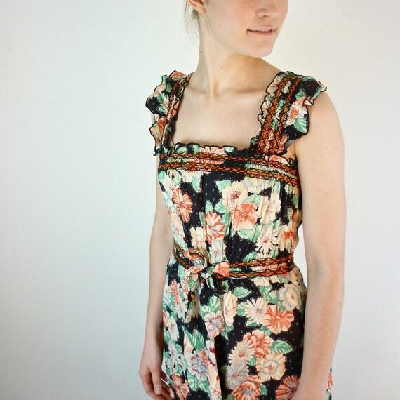 Sundress - Tropical Dress