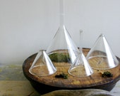 Vintage Collection of Industrial Lab Funnels