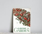 Vintage Mid Century Garden Magazine