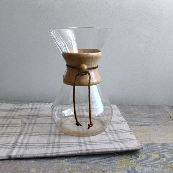 Vintage Chemex Coffee Maker