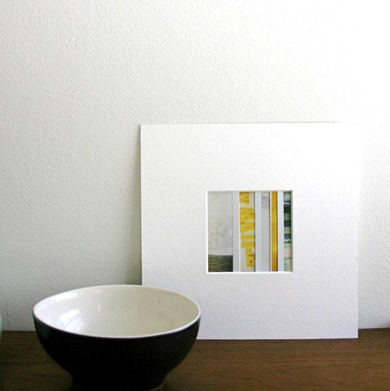 original polaroid collage LEARNING CURVE