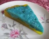 Blueberry Pie Slice soap