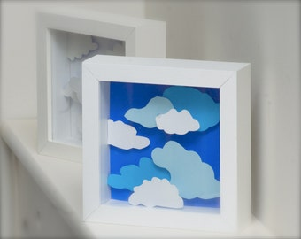 Counting clouds picture