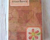 Recipe Album - Sugar & Spice