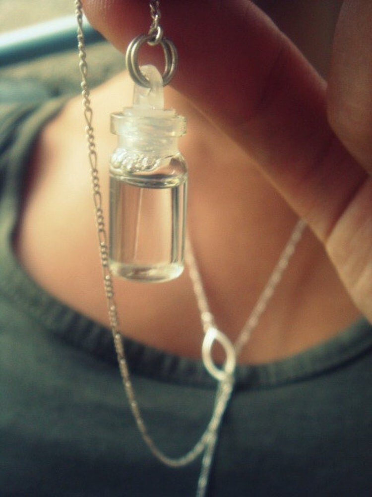 Ring Bubble Blowers : Bubble blower necklace by nataliaraya on etsy