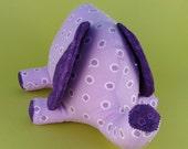 Personalized Elephant Softie