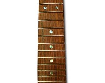 Custom Guitar Fretboards