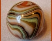 "Marble-Glass Jabo ""Ladies First""- Near MINT colorful"
