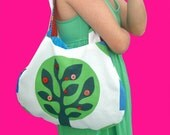 apple tree bag -  reserved for JOHNIF