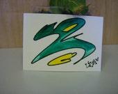 Swirly 2 ACEO