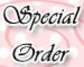 SPECIAL ORDER FOR  FORESTPENGUINS