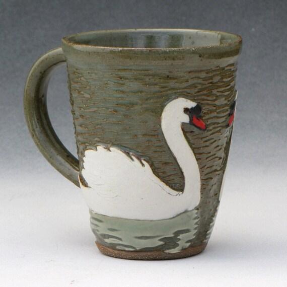 Swan Mug--Number 3 of 3