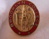 BROOKLYN COLLEGE Pin 1934