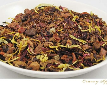 TEA - WINTER SALE - Cranny Apple Specialty Rooibos - 2oz. bag