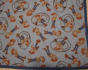 Woody Baby Quilt