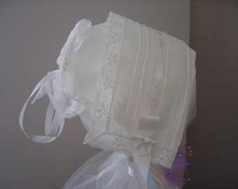 Magic Hankie Infant Bonnet