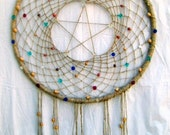 Custom handmade dreamcatcher for lizardgin