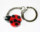 Mini Ladybug Key chain