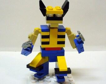 Custom Miniland Wolverine Model