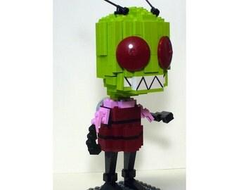 Custom Invader Z Model