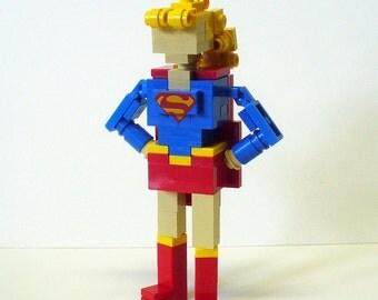Custom Mini Super gal Model