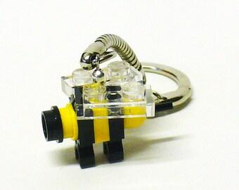 Mini Bumble Bee Key chain