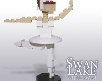 Swan Lake White Swan Ballerina