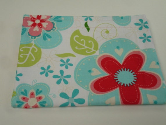 Sugar Floral Main Reusable Snack Bag Free Shipping