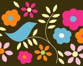 Original Embroidery Design\/Pattern -Petal Motif
