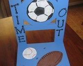 Time Out Chair Boy/Girl Sports