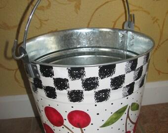 Bucket ...Cherries