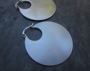 Medium Disc Hoops (1.5 inch)