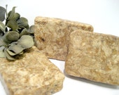 Scented African Black Soap - Patchouli Vanilla Spice