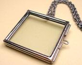Memento Locket Necklace
