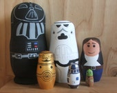 Fancie Star Wars Nesting Dolls