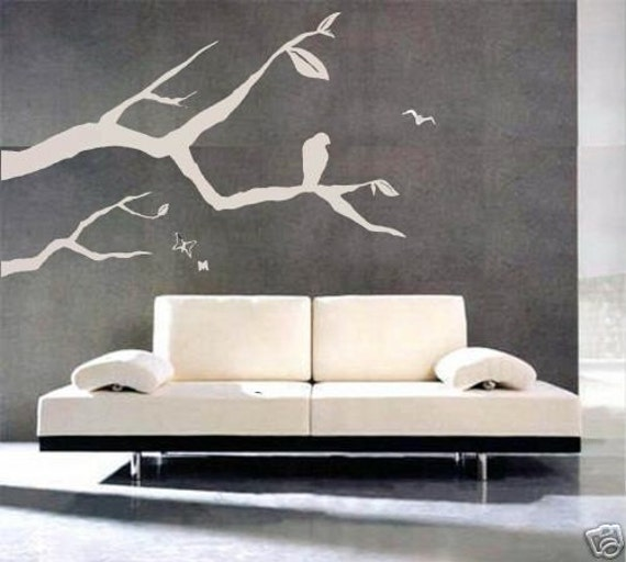 ShaNickers Wall Decal, Branches, Free Shipping