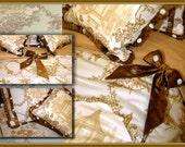 Corina Kids Teen Twin Luxury Bedding Set BedeBye