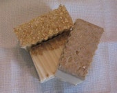 Honey and Oatmeal Natural Goat's Milk Soap