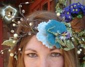 Art Nouveau Fairy Tiara
