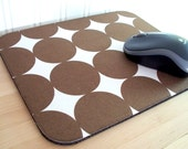fabric mouse pad